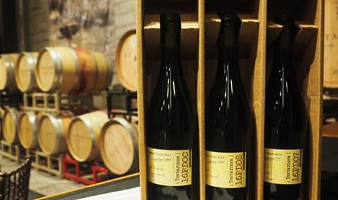 Doctor's Vineyard Pinot Noir Horizontal Clonal Tasting- 9/30/2018