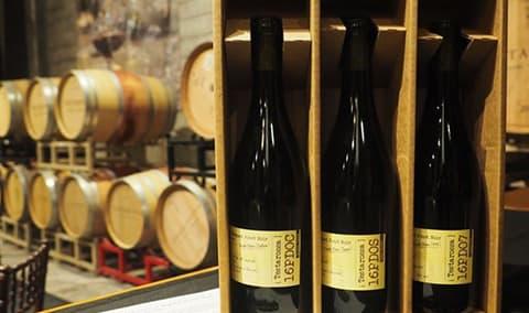 Doctor's Vineyard Pinot Noir Horizontal Clonal Tasting- 10/7/2018