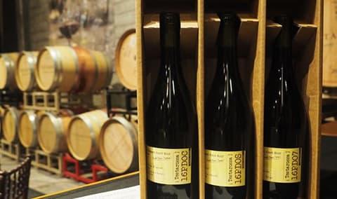 Doctor's Vineyard Pinot Noir Horizontal Clonal Tasting- 10/14/2018