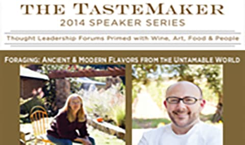 TasteMakers Foraging  Ancient  Modern Flavors from the Untamable World Image