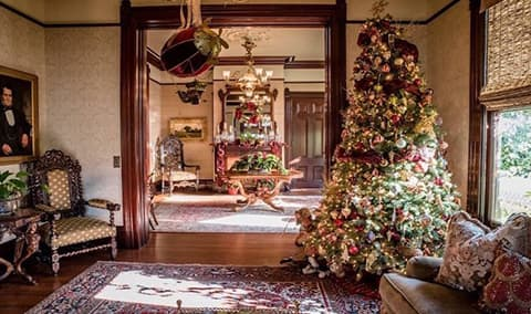 Charles Dickens Christmas at the Ackerman Heritage House Image