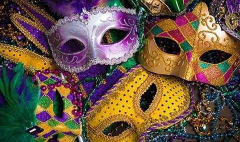 Mardi Gras Mayhem Murder Mystery Dinner Image