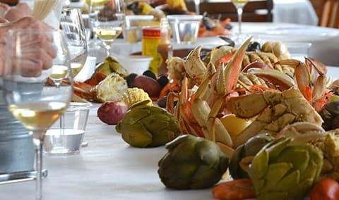 Crab  Chardonnay Image