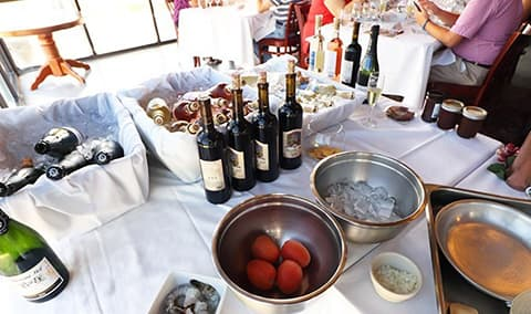 Cooking Party with the Chef Sauce Production and Applications Image