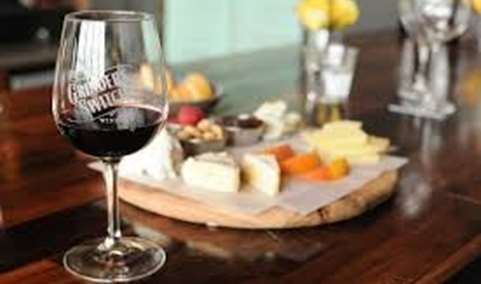 Valentines Wine  Cheese Pairing with Tank Room Tour Image