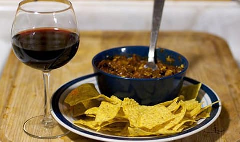 Souper Bowl Chili Cook-Off Party
