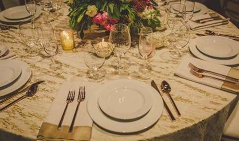 Spring Winemaker Dinner Image