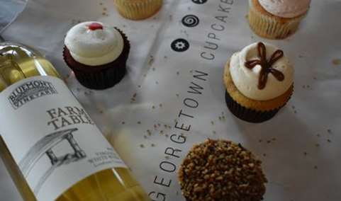 Corks  Cupcakes Image