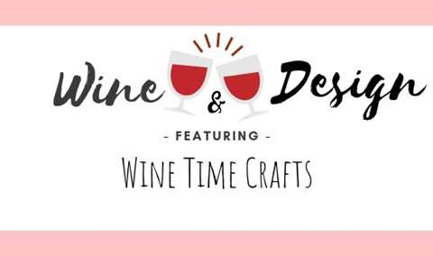 Wine  Design Succulent Planter Image