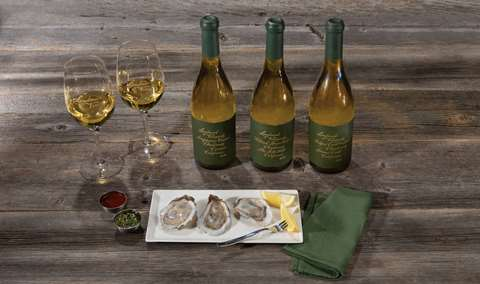 2019 Half Shells and Chardonnay Image