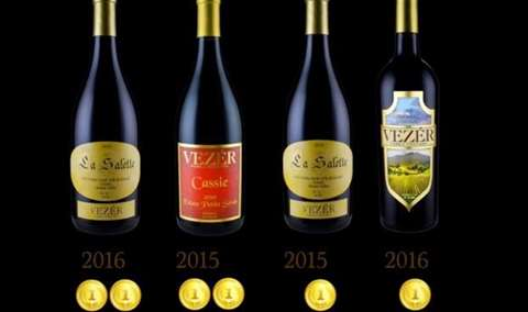 Private Tasting - SF Chronicle Double Gold  Gold Award Winning Wines Image
