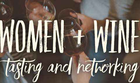Women  Wine Networking Event Image
