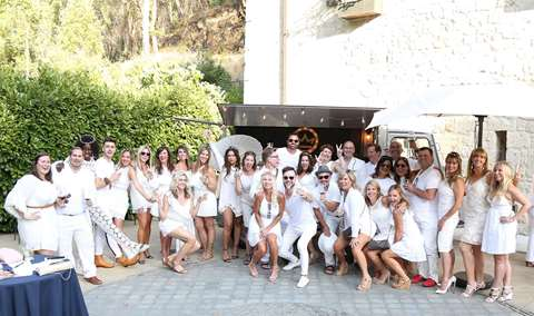 JCB White Party - Members Exclusive Image