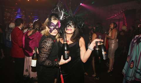 Harvest Masquerade Ball