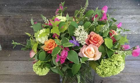 Spring Floral Workshop