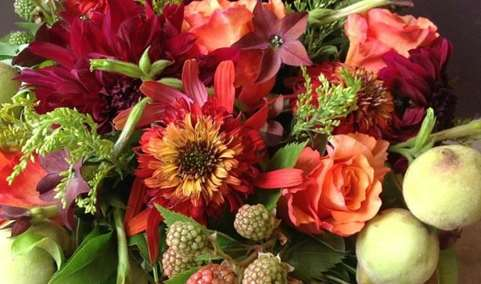 Fall Floral Workshop Image