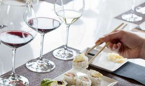 Summer Wines  Sushi Party Image