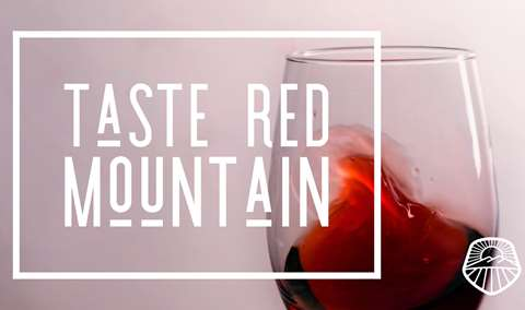 Taste Red Mountain for Trade Professionals Only Image
