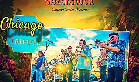 VEZERSTOCK Wine  Live Music Series - Chicago The Tribute Image