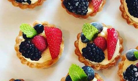 Wine and Tart Pairing with Tartalicious Image