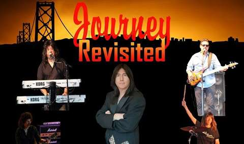 VEZERSTOCK Wine  Live Music Series - Journey Revisited Image