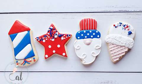 Be a Frosting Goddess - Decorate cookies, enjoy Sparkling Wine  more Image