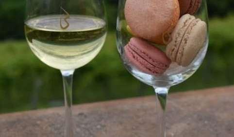 Macaron  Wine Pairing Image