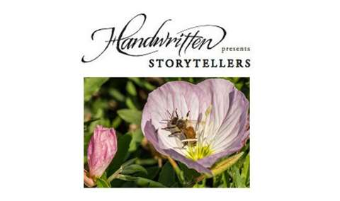 Handwritten 'StoryTellers' - The Greening of Napa Valley