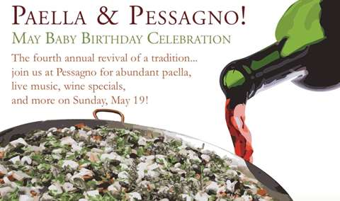Paella & Pessagno - May Baby Birthday Bash 2019