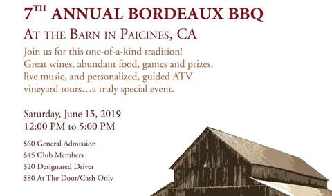 7th Annual Bordeaux BBQ Image