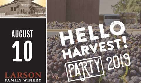 Hello Harvest Party Image