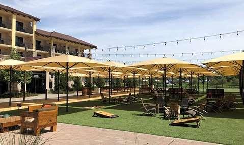 Yelp's Summer Splash at Vista Collina Resort
