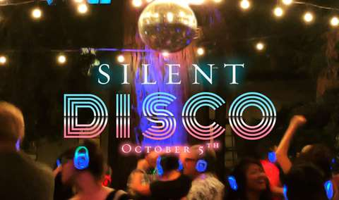 Silent Disco Under the Redwoods