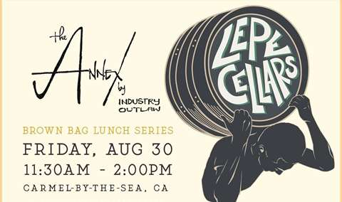 Brown Bag Lunch Series Feat Winemaker Miguel Lepe of Lepe Cellars Image
