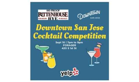 Downtown San Jose Cocktail Competition Image