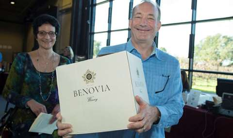 2019 Benovia Fall Release Celebration