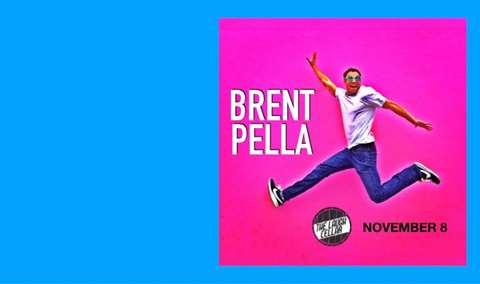 Comedian Brent Pella Image