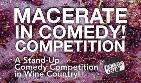 Macerate in Comedy Competition Image
