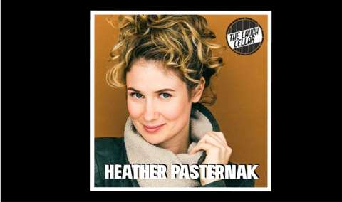 Comedian Heather Pasternak Image