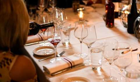 Carboy Holiday Wine Dinner Image