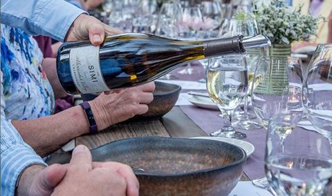 Vino e Cibo Anno Settimo - Celebration Of Spring-Wine Maker Dinner 2020 Image