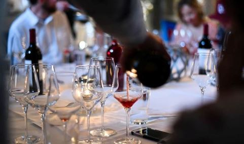 Carboy Denver Holiday Wine Dinner Image