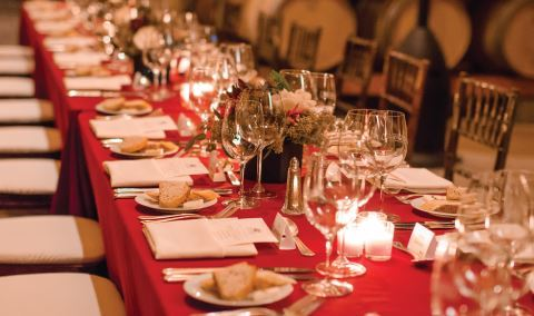 Sanford Winemaker Holiday Dinner Image