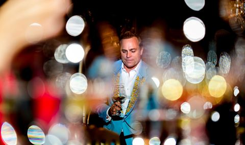 JCB Dinner at Raymond Vineyards with Jean-Charles Boisset