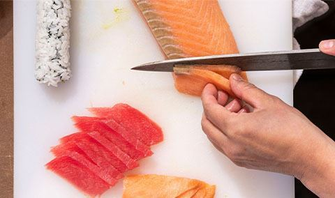 Valentine's Day Sushi Making Class