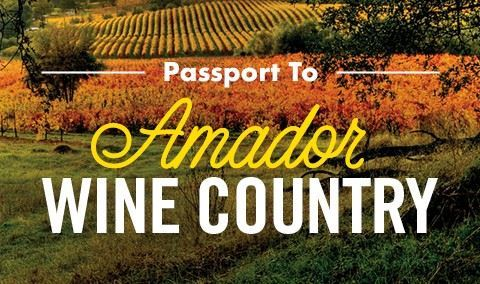 2020 Passport to Amador Wine Country Image