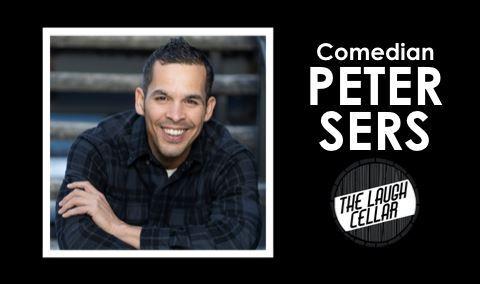 Comedian Peter Sers