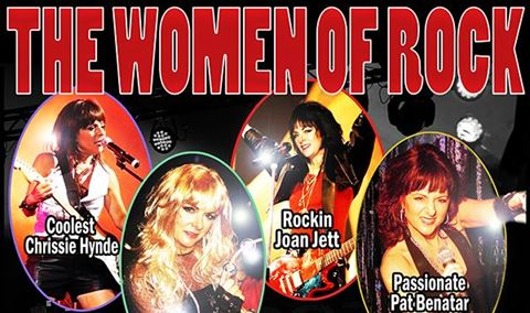 VEZERSTOCK Wine  Live Music Series - The Women of Rock by Linda Maze Image