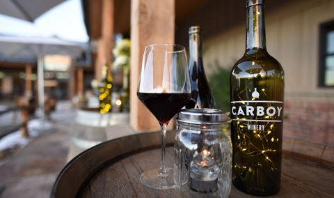 Carboy Littleton Wine Dinner