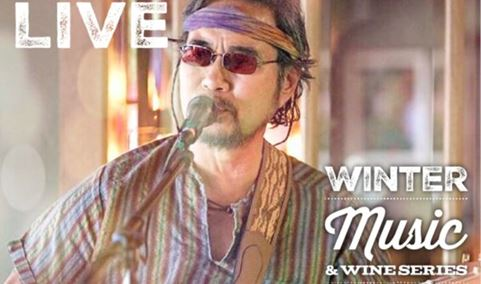 Winter Music & Wine Series - L-daWg Solo